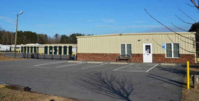 almost home storage office fuquay-varina